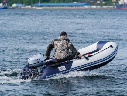 Как выбрать мотор для лодки?